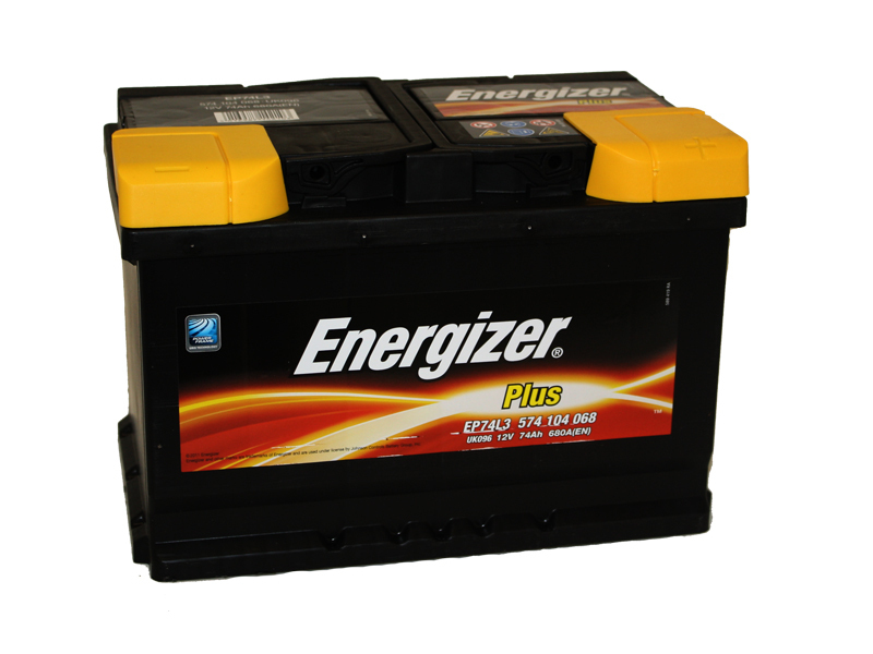 BATTERIE PLUS 74AH/680A/P0/B1