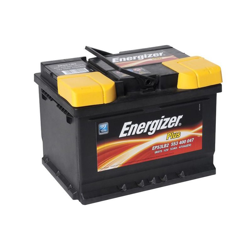 BATTERIE PLUS 53AH/470A/PO/B1